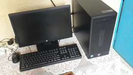 Hp 280 G2 pc full set