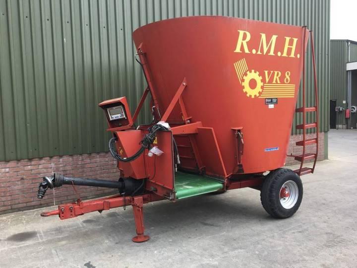 RMH VR 8 voermengwagen - 2007