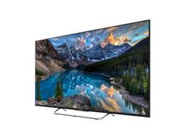 Brand new SONY 55inch smart android digital tv w800c.