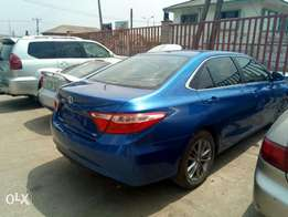 2017 Toyota Camry tokunbo
