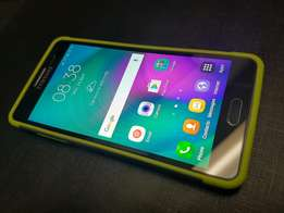 Samsung Galaxy A5 2015 model