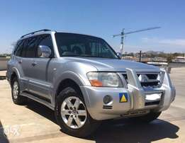 2005 PAJERO 3.2 DiD GLS Exceed