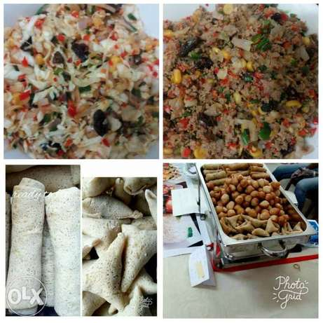 Smallchops, snacks and meals Ogba - image 1