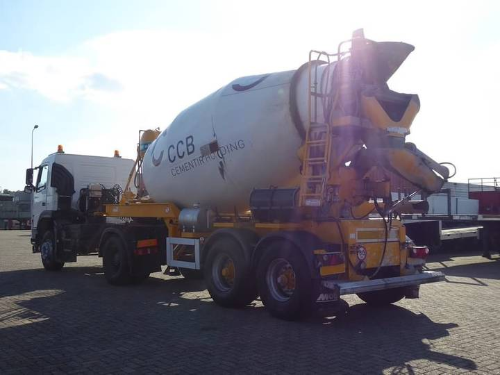 MOL AUTOMIX AM 10 mixer trailer - 2009