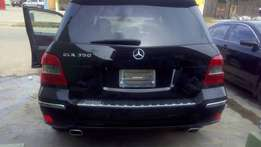 Tokunbo Mercedes Benz GLK 350 for sale 011 model
