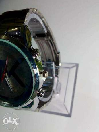 MK Silver Men Wristwatch Lekki Phase 1 - image 4