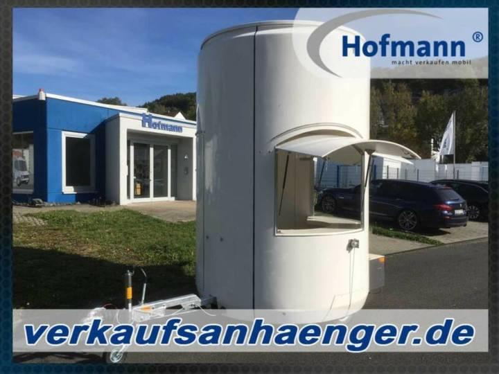 Hofmann maxi-dose verkaufsanhänger 1000kggg
