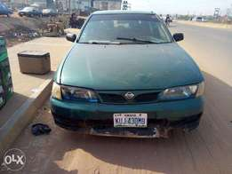 Naija Used Nissan Almera 1998 Model