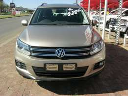 Volkswagen tiquan 2.0 tdi trend and fun
