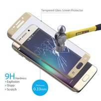 3D Full Coverage Tempered Glass Screen Protector For Galaxy S7 Edge