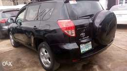 Toyota Rav4 jeep 2008 first body