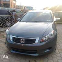 Honda Accord 2009 model (Tokunbo)