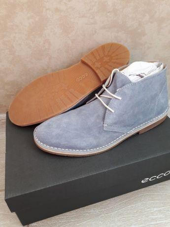 Ecco ботинки замшевые tripoli40р. 26.5см  1 200 грн. - Жіноче взуття ... 72b8fb8e3d681