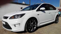 Ford Focus ST 2.5 (5dr - Leather)