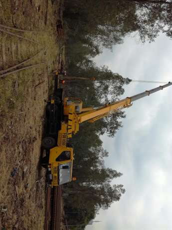 Xcmg 25 tonne 2008..Perfect engine and hydraulics... well maintained Highridge - image 3