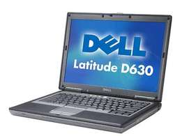 Dell Latitude D630 1.80 ghz Core 2 Duo T7250 2GHz, 2GB RAM, 120GB HDD,