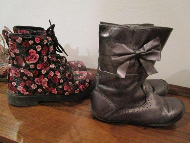 11869211bcff4 Kozaki trapery botki buty wiosenne wiosna modny wzór rozmiar 32 Lublin -  image 1