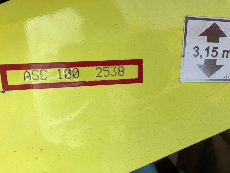 Ammann ASC100D Padfoot shell - 2013 - image 14