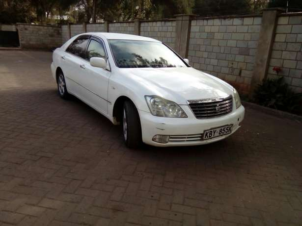 Toyota Crown 2007 Model In Very Good Condition Karen - image 1