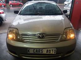 2006 Toyota Corolla 1.6 GLE,with 87000Km