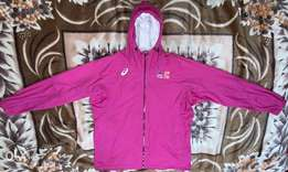 "Original Sport Outdoor Jacket ""ASICS"" German Brand / GERMANY Importing"