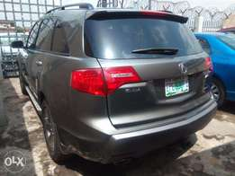 super clean acura mdx 2008 model first body