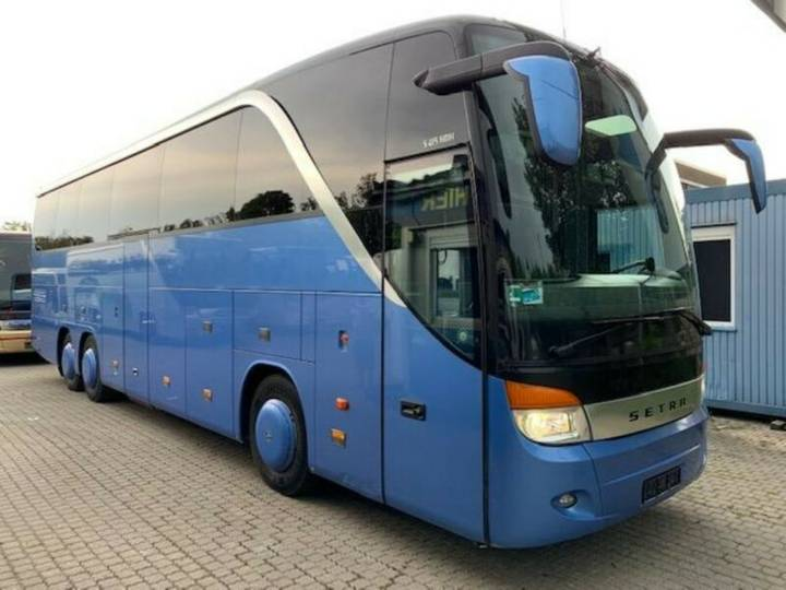 Setra 415 HDH - Euro 5 - - 2011