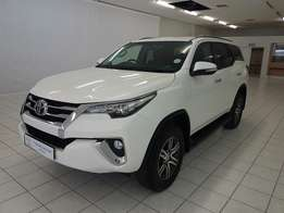 2016 Toyota Fortuner 2.8 gd-6 4x2 A/t