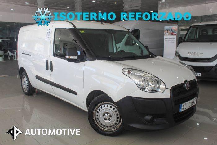 Fiat Dobló Cargo 1.6mjt Base Maxi C. Aum. E5+ - 2012