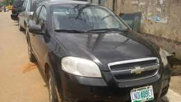 a bought brand new Chevrolet saloon car 2009