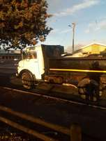 5 cubic tipper truck for sale