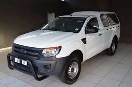 2014 Ford Ranger 2.2 TDCi XL 4X4 Single Cab,