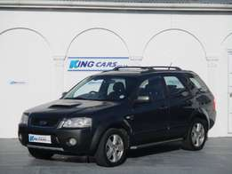 ford territory st 4.0 turbo awd a/t