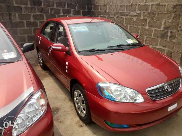 Foreign used 2007 Toyota corolla. Direct tokunbo Apapa - image 2