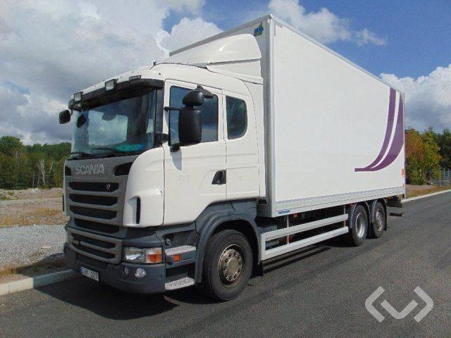 Scania R440 6x2*4 Box (tail lift) - 13 - 2019