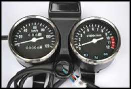 Universal clocks, speedometers for sale -- Bike Parts Sa