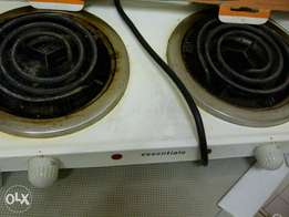 Twin Spiral Hot Plate