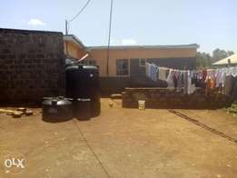 Tow bed rooms house for sale in Juja one and half kilometer from