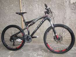 Scott Spark 60 Dual Suspension MTB (Large)