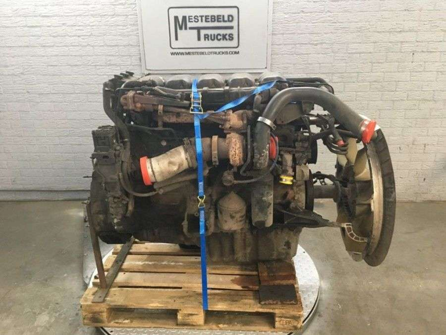 Scania Dc 9 16 Engine For Truck - 2008