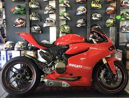 2012 Ducati 1199 Panigale ABS