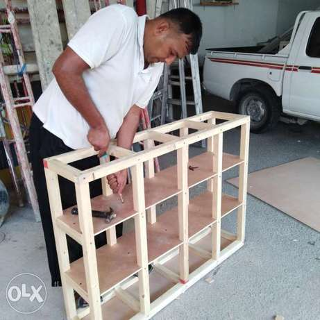 Carpentry and Making boxes