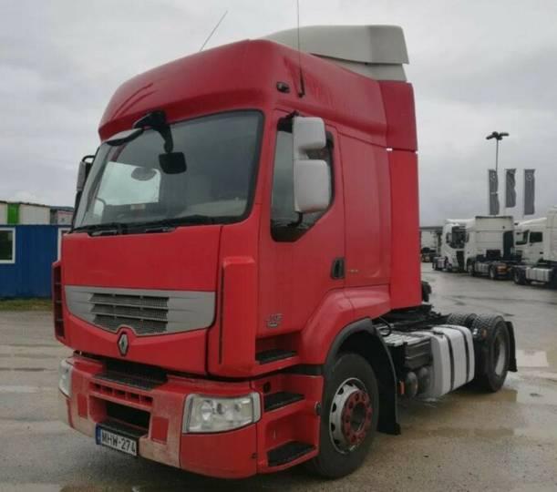 Renault Premium - 2009