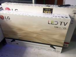 brand new digital lg 43 inch on sale today