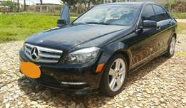 Confirmed 2011 Mercedes Benz c300 for grab