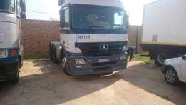 2007 Merceded Benz Actros 2648 priced to go