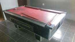 Pool Table, Soccer Table and Arcade Machine on Sale