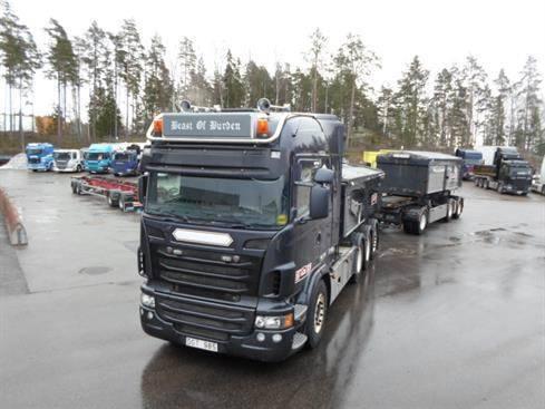 Scania R560 - 2012
