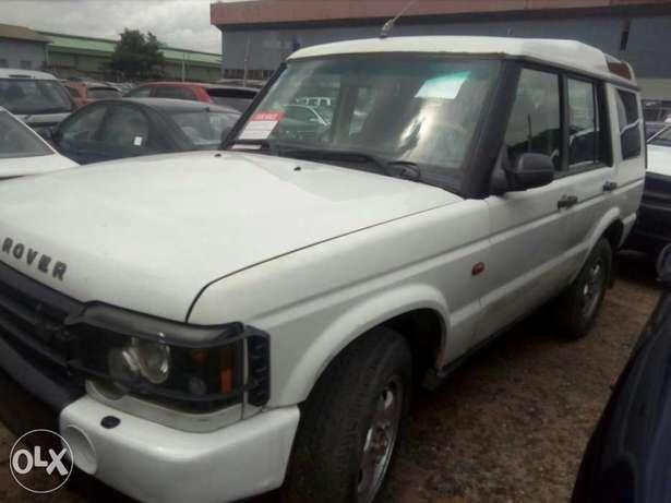 Roger rover discovery Ikeja - image 1
