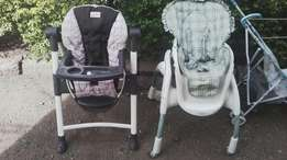 Baby feeding chairs for sale